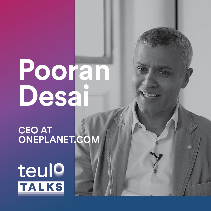 Teulo Talks: Interview with Pooran Desai